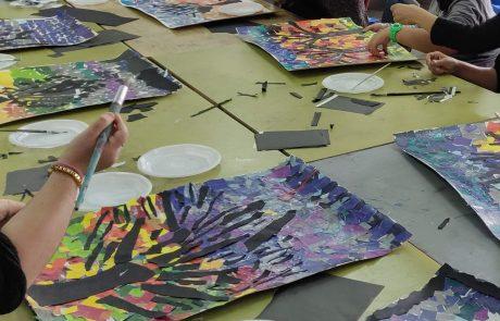 אמנות האפשר: מכללת תלפיות מאמצת את תלמידי החינוך המיוחד בחולון